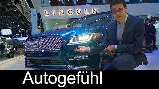 Download NAIAS Detroit Motor Show 2017 highlights reviews - Autogefühl Video