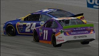 Download Can I Recreate Elliott & Hamlin's 2017 Martinsville Incident? | NR2003 LIVE STREAM EP299 Video