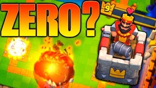 Download Clash Royale | TRY TO GET 0 HP! Video
