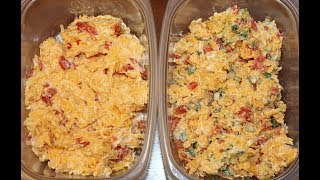 Download Making Pimento Cheese Two Ways – Recipe Video