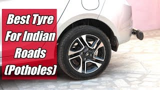 Download Best Tyres For Indian Roads   What should be the size & profile   High Profile & low profile tyres Video