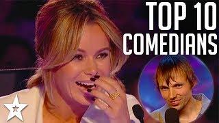 Download TOP 10 Funniest Comedians EVER on Britain's Got Talent | Got Talent Video