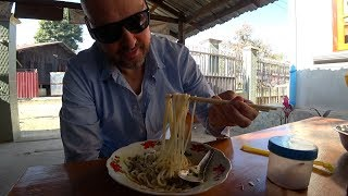 Download 🇲🇲 Trying 20¢ Cold Burmese Noodles | Worst Meal Ever! Video