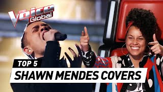 Download BEST SHAWN MENDES songs on The Voice | The Voice Global Video