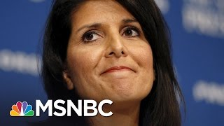Download Scarborough: Donald Trump Considering Nikki Haley For Secretary Of State | MSNBC Video