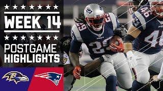 Download Ravens vs. Patriots | NFL Week 14 Game Highlights Video