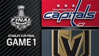 Download Washington Capitals vs Vegas Golden Knights – May.28, 2018 | Final | Game 1 | Stanley Cup 2018.Обзор Video