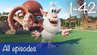 Download Booba - Compilation of All 42 episodes + Bonus - Cartoon for kids Video