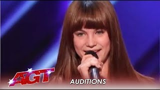 Download LEAK: Charlotte Summers 13-Year-Old From Spain A NEW STAR IS BORN! | America's Got Talent 2019 Video