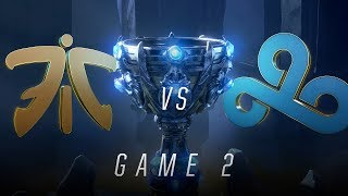 Download FNC vs C9 | Semifinal Game 2 | World Championship | Fnatic vs Cloud9 (2018) Video