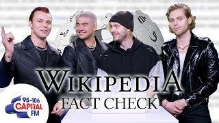 Download 5SOS Correct Their Own Wikipedia Page | Wikipedia Fact Check | Capital Video