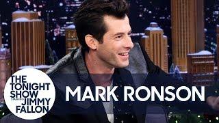Download Mark Ronson Does an Impression of Adam Sandler Singing Lady Gaga Video