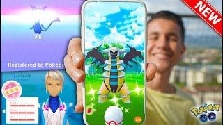 Download THE NEW SHINY LEGENDARY EVENT IN POKÉMON GO! Video