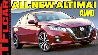 Download New 2019 Nissan Altima Brings the Fight to Camry and Accord: Everything You Wanted to Know Video