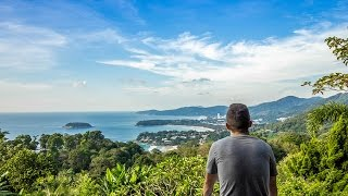 Download Kata Beach & Karon Viewpoint. Phuket, Thailand Video