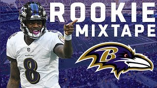 Download Lamar Jackson's Epic Rookie Mixtape: From Backup to Youngest QB to Start in Playoffs Video