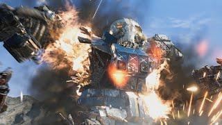 Download How MechWarrior 5: Mercenaries Does Destructibility Video