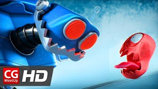 Download CGI Animated Short Film ″SuperBot″ by Trexel Animation | CGMeetup Video
