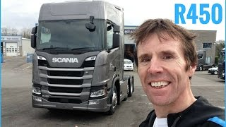 Download SCANIA New Generation R450 Truck Full Tour + Test Drive - Stavros969 4K Video