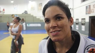 Download Amanda Nunes Explains Why She's Not interested in Fighting Cris Cyborg Video