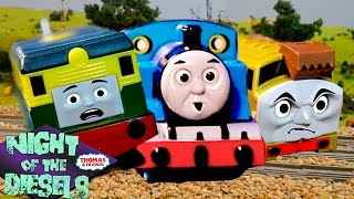 Download Saving the Steamworks   Night of the Diesels Ep. #3  Thomas and Friends Video