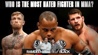 Download Who is the Most Hated Fighter in MMA ? (Fan Vote) | 5 Rounds Video