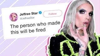 Download Jeffree Star Tweets Photo That Has Employee Fired On The Spot Video