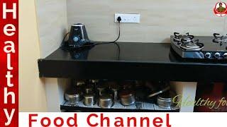 Download Kitchen tour part II | kitchen organization | kitchen tour in tamil | kitchen organizing tips Video