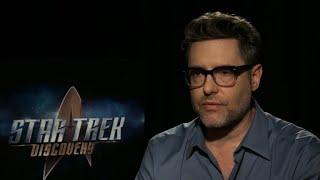 Download Showrunner Aaron Harberts talks ″Star Trek: Discovery″ Video