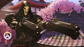 Download ♥ Overwatch - Reaper Hands on First Impressions Video