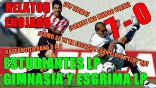 Download Estudiantes 7 - 0 Gimnasia - Relato Alberto Raimundi   ElTopoMufa Video