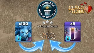 Download I DID IT ! 100 Minion and 10 Bat Spell TH10 War Attack | Clash of Clans - COC Video