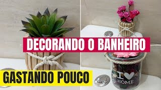 Download Ideias FÁCEIS e BARATINHAS de decoração para o BANHEIRO e CASA- DIY Video
