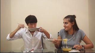 Download Indonesian Food Taste Test! Rendang, Keripik Maicih, Indomie, dll Video