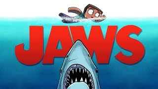Download Jaws Movie Animated - The Shark Attack! (A Minecraft Animation) Video