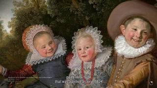 Download Dutch Spring: Frans Hals ″Portrait of Family Reunion″ Video
