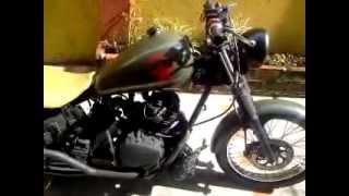 Download Bobber Dinamo 125 cc Mexico Video