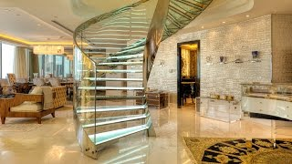 Download Dubai Luxury Property Highlight The Glass Penthouse Video