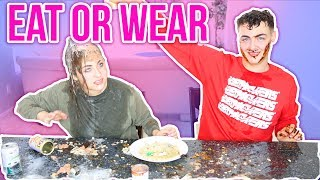Download EXTREME EAT IT OR WEAR IT CHALLENGE | TRYING GROSS ASIAN FOODS Video