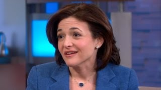 Download Sheryl Sandberg Book 'Lean In': Facebook COO on How Women 'Sabotage' Their Careers Video