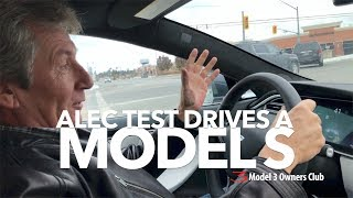 Download A BMW owner drives a Model S | Model 3 Owners Club Video