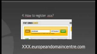 Download .XXX domains - All you need to know about the .XXX domain Video