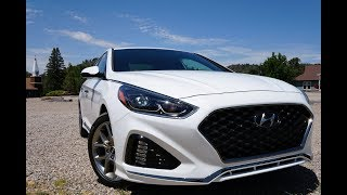 Download 2018 Hyundai Sonata Limited 2.0T First Drive Video