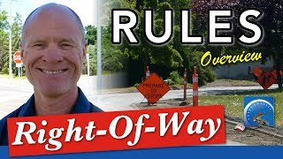 Download Learn to Drive, Determine the Right-of-Way, & Give Way to Road Users Video