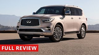 Download 2018 INFINITI QX80 Review - Best American Luxury SUV !!! Video