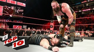 Download Top 10 Raw moments: WWE Top 10, July 17, 2017 Video