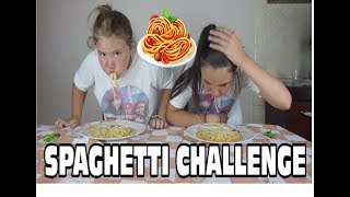 Download Spaghetti Challenge Marghe vs Giulia Kawaii ITA 🇮🇹 Video