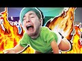 Download BABY CAUGHT ON FIRE!! | Roblox Video