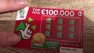 Download BIG WIN !! Scratch Card Fun Video
