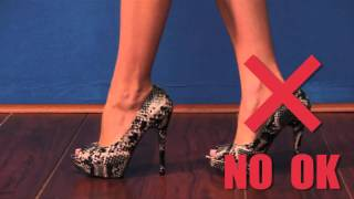 Download AMIClubwear : How to Walk in Heels Video
